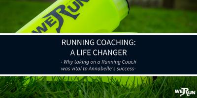 running coaching life changer